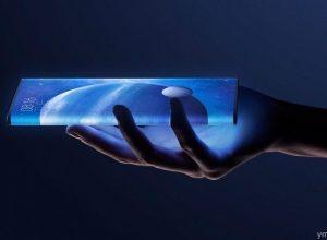 Tasarımıyla Dikkat Çeken Xiaomi Mi Mix Alpha Tanıtıldı