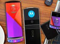 Motorola'nın Katlanabilir Telefonu 2019 Bitmeden Çıkacak