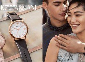 Emporio Armani Saat Tasarımları