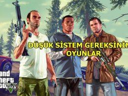 Düşük Sistem Gerektiren Online Oyunlar