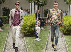 2021 Yaz Erkek Modası