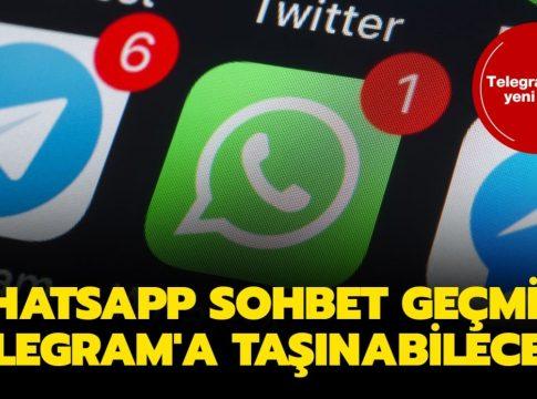 WhatsApp Sohbet Geçmişinin Telegram'a Aktarma Özelliği Nasıl Yapılır?