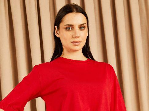 Modern Bayan Tişört Seçenekleri